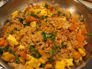 Farmer's Market Fried Rice